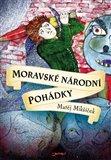 Moravské národní pohádky - obálka