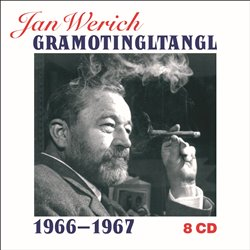 Gramotingltangl. 1966-1967, CD - Jan Werich