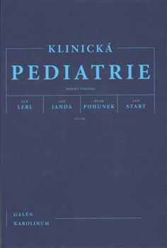 Klinická pediatrie - Jan Janda, Petr Pohunek, Jan Lebl, Jan Starý