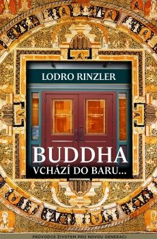 Obálka titulu Buddha vchází do baru...