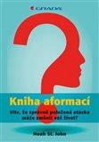 Kniha aformací (Víte, že správně položená otázka může změnit váš život?) - obálka