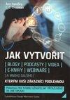 Obálka knihy Jak vytvořit blogy