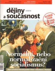 Dějiny a současnost 9/2014