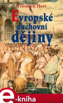 Obálka titulu Evropské duchovní dějiny
