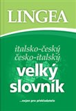 Italsko-český česko-italský (velký slovník) - obálka