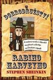 Dobrodružství rabiho Harveyho (Kreslená novela o židovské moudrosti a důvtipu na Divokém západě) - obálka