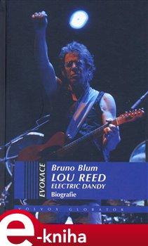 Obálka titulu Lou Reed – elektrický dandy