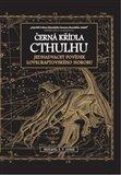 Černá křídla Cthulhu (Jednadvacet povídek lovecraftovského hororu) - obálka