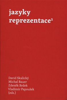Obálka titulu Jazyky reprezentace 2