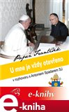 U mne je vždy otevřeno - Papež František (U mne je vždy otevřeno) - obálka