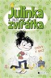 Julinka a její zvířátka – Chůvy v akci - obálka