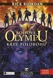 Krev polobohů (Bohové Olympu) - obálka