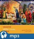 Vánoční příběhy a zázraky z Bible - obálka