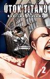 Útok titánů 2 - obálka