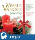 Veselé Vánoce - povídky - obálka