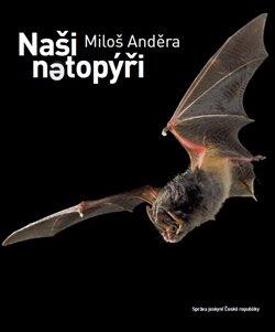 Obálka titulu Naši netopýři
