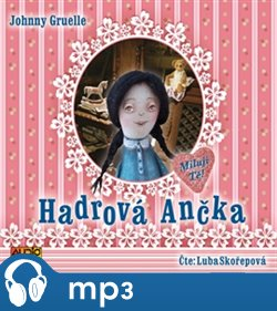 Obálka titulu Hadrová Ančka