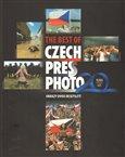 The best of Czech Press Photo 20 Years - Obrazy dvou desetiletí (Bazar - Mírně mechanicky poškozené) - obálka