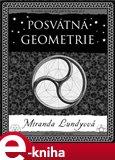Posvátná geometrie - obálka