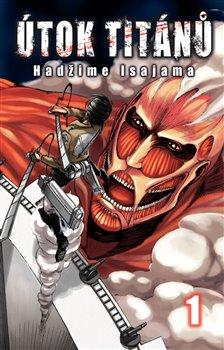 Obálka titulu Útok titánů 1