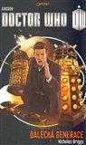 Doctor Who: Dalecká generace - obálka
