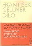 František Gellner Dílo - Svazek I (1894-1908) a II (1909-1914) + DVD - obálka