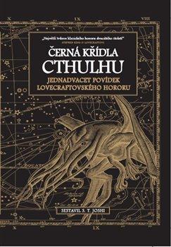 Obálka titulu Černá křídla Cthulhu