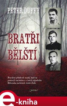 Obálka titulu Bratři Bělští