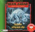 Klub záhad – Tajemství stříbrných vlků - obálka