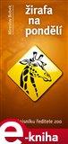 Žirafa na pondělí - obálka