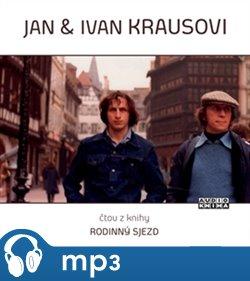 Rodinný sjezd, mp3 - Ivan Kraus