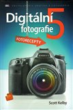 Digitální fotografie 5 (Fotorecepty) - obálka