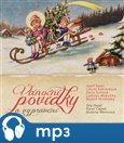 Vánoční povídky a vyprávění - obálka