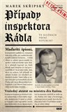 Případy inspektora Rádla (Ve službách první republiky) - obálka