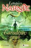 Letopisy Narnie - Čarodějův synovec - obálka