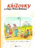 Křížovky s vtipy Petra Urbana (oranžová) - obálka