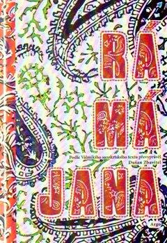 Obálka titulu Rámájana