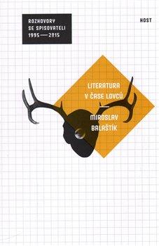 Obálka titulu Literatura v čase lovců