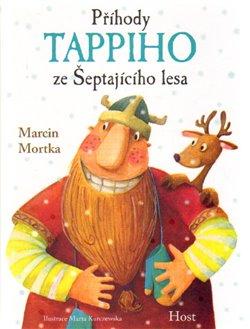 Obálka titulu Příhody Tappiho ze Šeptajícího lesa