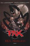 Pax - Hůl prokletí - obálka
