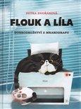Flouk a Líla (Dobrodružství z mrakodrapu) - obálka