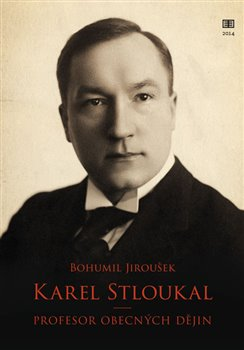 Obálka titulu Karel Stloukal