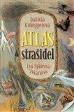 Atlas strašidel (Atlas výskytu domácích strašidel v Čechách, na Moravě a ve Slezsku pro odbornou, širokou i dlouhou veřejnost) - obálka