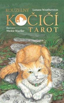 Obálka titulu Kouzelný kočičí tarot