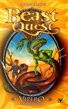 Vipero, ještěří stvůra (Beast Quest 10) - obálka