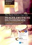 Pražské německé povídky - obálka