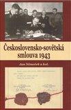Československo-sovětská smlouva 1943 - obálka