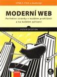 Moderní web - obálka