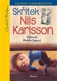 Skřítek Nils - obálka