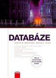 Databáze - obálka